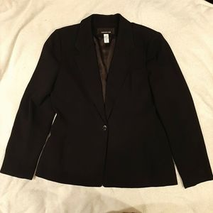 Jones New York One Button Blazer Size 14